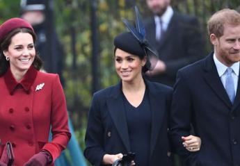 Γιατί οι Meghan & Harry δεν πήγαν στα γενέθλια της Kate;  - Κεντρική Εικόνα