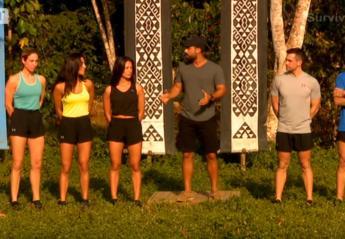 Ο Σάκης χθες παρουσίασε τους νέους παίκτες του Survivor [βίντεο] - Κεντρική Εικόνα