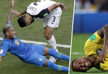 #NeymarChallenge: Όλοι μιμούνται τους θεατρινισμούς του Νεϊμάρ [βίντεο] - Κεντρική Εικόνα