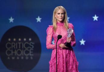 Η Νicole Kidman διόρθωσε την γκάφα που έκανε στις Χρυσές Σφαίρες [βίντεο] - Κεντρική Εικόνα