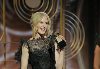 Η Nicole Kidman κέρδισε Χρυσή Σφαίρα και μίλησε για τη μαμά της [βίντεο] - Κεντρική Εικόνα