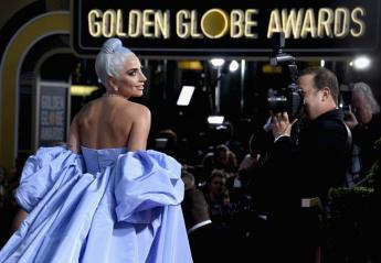 H Lady Gaga δεν φόρεσε καθόλου τυχαία αυτό το φόρεμα [εικόνες] - Κεντρική Εικόνα