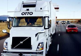 Οtto: Το φορτηγό της Uber κάνει την πρώτη του παράδοση χωρίς οδηγό [βίντεο] - Κεντρική Εικόνα