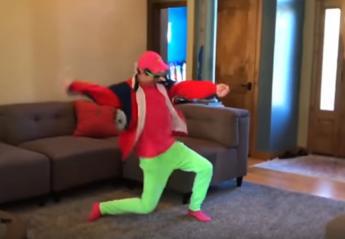 Orange Justice: O νέος χορός που έχει ξετρελάνει τους πάντες [βίντεο] - Κεντρική Εικόνα