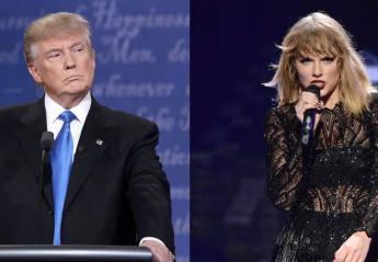 Γιατί ο Donald Trump θύμωσε με την Taylor Swift ; - Κεντρική Εικόνα