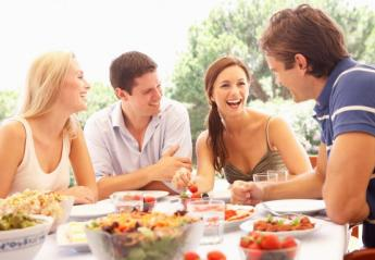 Οι άντρες ή οι γυναίκες αγαπούν περισσότερο το φαγητό; - Κεντρική Εικόνα