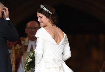 Τα μυστικά που κρύβει το νυφικό της πριγκίπισσας Ευγενίας  - Κεντρική Εικόνα