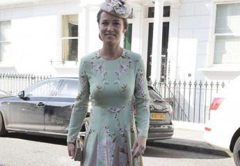 H Pippa Middleton πήγε τελικά στον πριγκιπικό γάμο [βίντεο] - Κεντρική Εικόνα