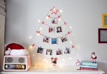 4 DIY ιδέες για γιορτινούς στολισμούς με polaroids [εικόνες] - Κεντρική Εικόνα
