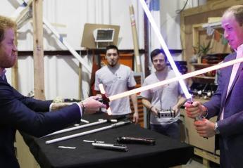 Οι πρίγκιπες William και Harry θα γίνουν Stormtroopers στο Star Wars - Κεντρική Εικόνα