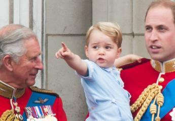 O πρίγκιπας George έχει ένα παρατσούκλι για το διάσημο παππού του  - Κεντρική Εικόνα