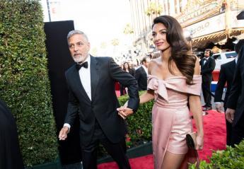 Μια νέα μεγάλη φιλανθρωπική δωρεά έκανε το ζεύγος Clooney - Κεντρική Εικόνα
