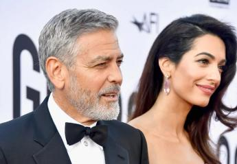Νέα θεαματική red carpet εμφάνιση έκανε το ζεύγος Clooney [εικόνες] - Κεντρική Εικόνα