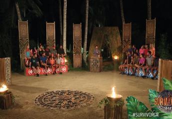 Την ώρα του Κουίζ εμφανίστηκε στο Survivor ένας απρόσκλητος επισκέπτης - Κεντρική Εικόνα