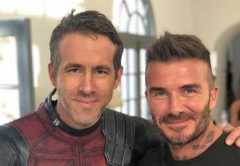 Δεν φαντάζεστε τι σχόλιο έκανε ο David Beckham στο Instagram του Ryan Reynolds - Κεντρική Εικόνα