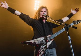 Ο Dave Mustaine των Megadeth διαγνώσθηκε με καρκίνο στο λάρυγγα  - Κεντρική Εικόνα