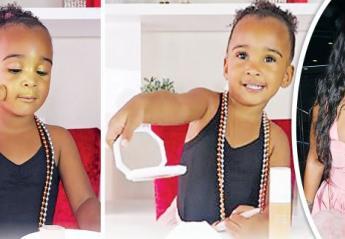 H δίχρονη που έκανε «μάθημα» στη Ριάνα - Κεντρική Εικόνα