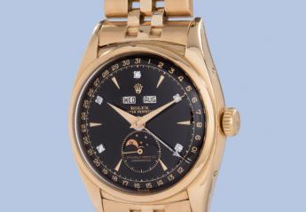 Αυτό το σπάνιο Rolex ρολόι μόλις πουλήθηκε σε τιμή ρεκόρ  - Κεντρική Εικόνα