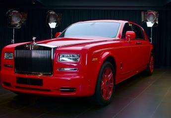 Αυτές οι Rolls Royce Phantom έχουν και αληθινό χρυσάφι 24Κ [βίντεο] - Κεντρική Εικόνα