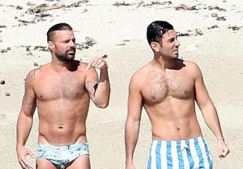 O Ricky Martin και ο αρραβωνιαστικός του κάνουν διακοπές στο Μεξικό [εικόνες] - Κεντρική Εικόνα