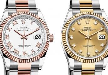 Η Rolex παρουσίασε μια νέα συλλογή με υπέροχα γυναικεία ρολόγια [εικόνες] - Κεντρική Εικόνα