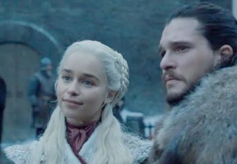 Νέα πλάνα του Game of Thrones δείχνουν μια μεγάλη συνάντηση [βίντεο] - Κεντρική Εικόνα