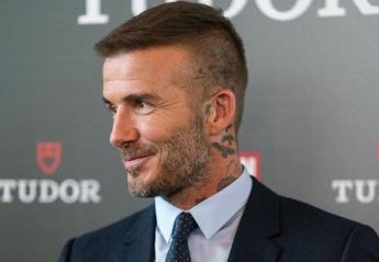 Έτσι πανηγύρισε ο David Beckham την πρόκριση της Αγγλίας στο Μουντιάλ - Κεντρική Εικόνα