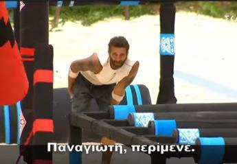 Survivor: Τραυματίστηκε ο Κυριάκος Πελεκάνος [βίντεο] - Κεντρική Εικόνα