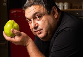 Ο σεφ Χριστόφορος Πέσκιας έγινε αγνώριστος - Έχασε δεκάδες κιλά στη καραντίνα - Κεντρική Εικόνα