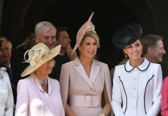 H Kate Middleton αντέγραψε (ξανά) την Meghan Markle; [εικόνες] - Κεντρική Εικόνα