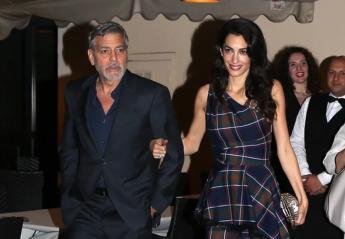 Ο Clooney αποδεικνύει πως ακόμα υπάρχουν... ιππότες [εικόνες] - Κεντρική Εικόνα