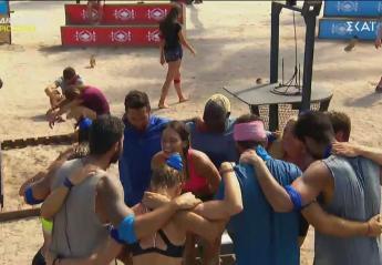 Survivor: Η ελληνική ομάδα κέρδισε την ασυλία - Νευρίασε ο Χικμέτ [βίντεο] - Κεντρική Εικόνα