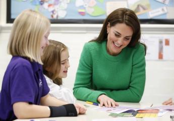 H Kate Middleton αποκάλυψε ποιο είναι το αγαπημένο φαγητό των παιδιών της - Κεντρική Εικόνα