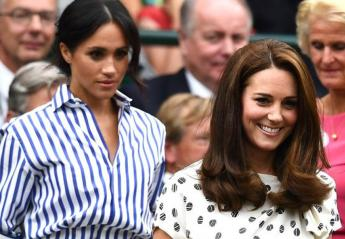 Το παλάτι αναγκάστηκε να διαψεύσει τις φήμες για κόντρα των Meghan και Kate - Κεντρική Εικόνα