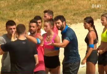 Survivor Ελλάδα - Τουρκία: Ξέσπασε καβγάς και διεκόπη το αγώνισμα [βίντεο] - Κεντρική Εικόνα