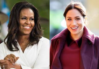 H Michelle Obama έδωσε μια συμβουλή στη Meghan Markle - Κεντρική Εικόνα