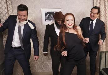 Ο Jimmy Fallon και η Lindsay Lohan έκαναν το Bird Box Challenge [βίντεο] - Κεντρική Εικόνα