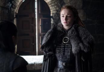Το νέο τατουάζ της Turner προβληματίζει τους φαν του Game of Thrones - Κεντρική Εικόνα