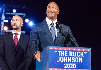 O Dwayne Johnson όντως θέλει να γίνει πρόεδρος των ΗΠΑ; [βίντεο] - Κεντρική Εικόνα