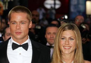 Τι απάντησε ο Brad Pitt όταν ρωτήθηκε αν έχει ξανά δεσμό με την Aniston; - Κεντρική Εικόνα