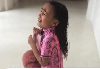 Δείτε γιατί πλάνταξε στο κλάμα η κόρη της Kim Kardashian [εικόνες] - Κεντρική Εικόνα