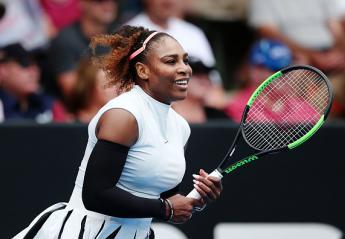 Serena Williams: Έδωσε στο παιδί της ελληνικό όνομα - Κεντρική Εικόνα