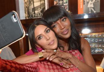 Γιατί κατηγορούν την Kim Kardashian πως αντιγράφει τη Naomi Campbell; [βίντεο] - Κεντρική Εικόνα