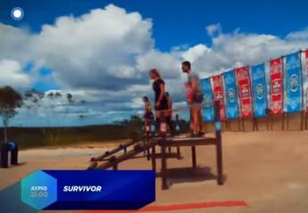 Survivor 3: Στη σημερινή μάχη των δύο ομάδων δεν θα λείψουν τα απρόοπτα [βίντεο] - Κεντρική Εικόνα