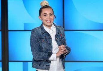 H Miley Cyrus στη θέση της Ellen Degeneres [βίντεο] - Κεντρική Εικόνα