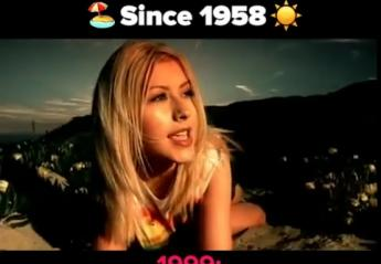 Ποιο Despacito; Tα απόλυτα καλοκαιρινά hits κάθε χρονιάς από το 1958 μέχρι σήμερα - Κεντρική Εικόνα