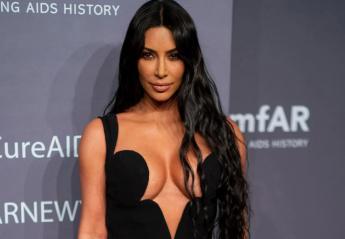 Το σέξι ντεκολτέ της Kim Kardashian έκλεψε την παράσταση στη Νέα Υόρκη [εικόνες] - Κεντρική Εικόνα
