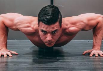Έτσι θα καταφέρεις μέσα σε 14 μέρες να μπορείς να κάνεις 100 push ups σερί - Κεντρική Εικόνα