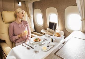 Δείτε τις νέες χλιδάτες σουίτες των αεροπλάνων της Emirates [εικόνες] - Κεντρική Εικόνα