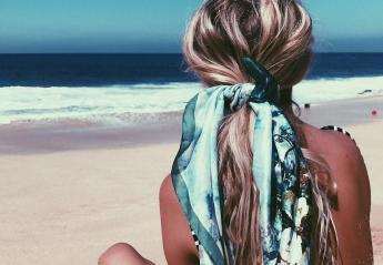 Δεκάδες ιδέες για να φορέσετε μαντήλι στα μαλλιά σας αυτό το καλοκαίρι  - Κεντρική Εικόνα